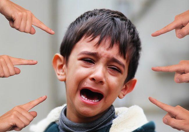 Bullismo e danni psichici
